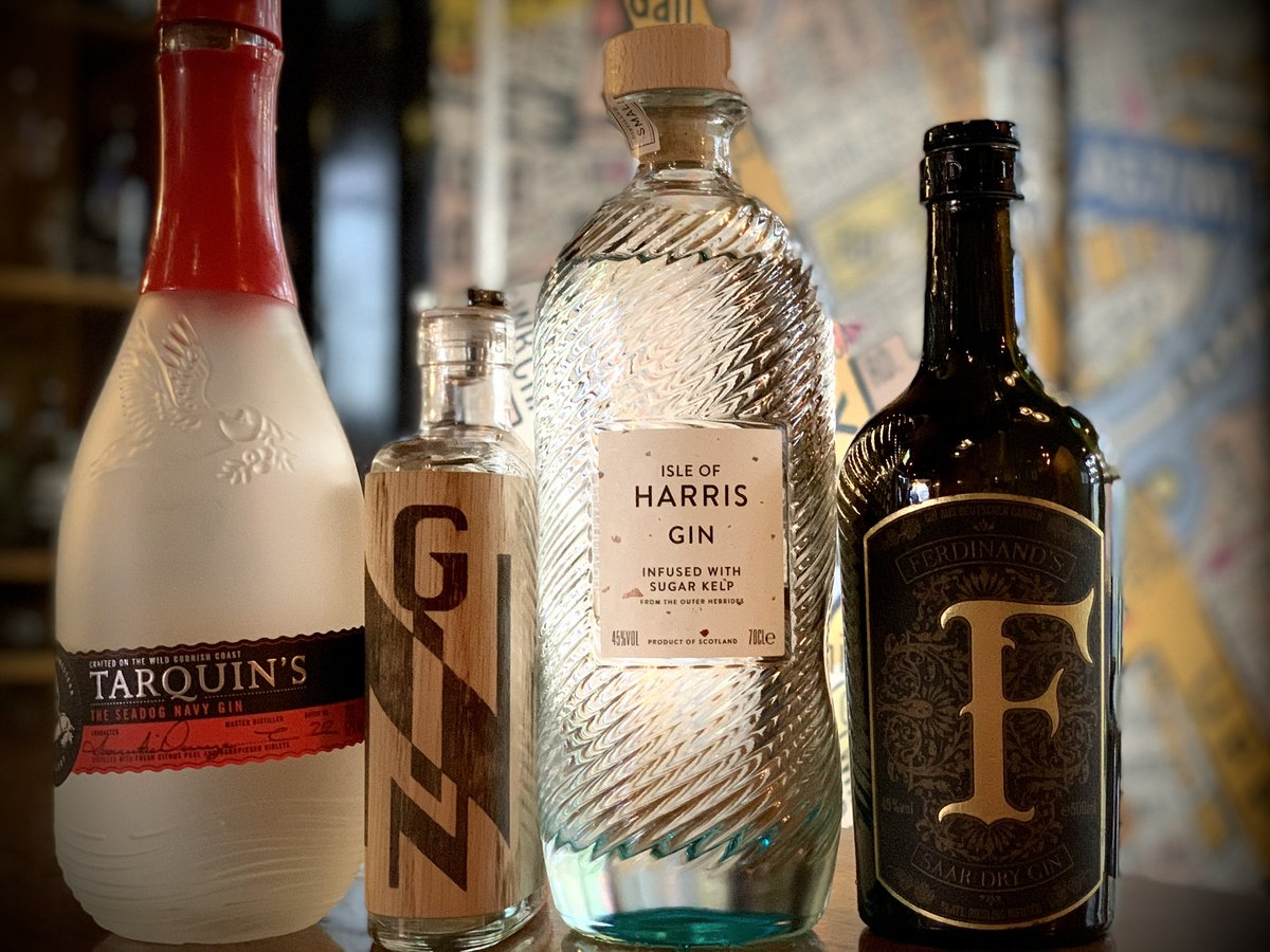 Thank #gin it's Friday #Manchester 🎉  @TheAtlasBar has #gin bottles, gin experience boxes and more waiting for you for that #FridayFeeling..   🍸#TGIF