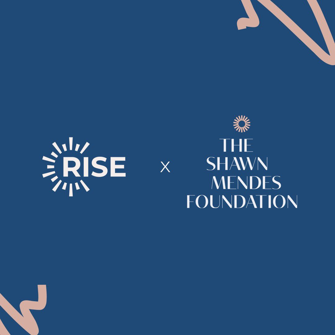 We're delighted to announce our partnership with @risefortheworld, a new scholarship program offering 15-17 yr old changemakers lifelong support in their endeavors. Apply now, & join Shawn & other Rise ambassadors for a virtual event this Sunday, Jan 24th