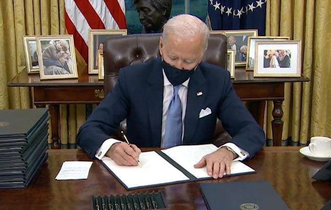 Biden Kills Union Jobs and Upsets Canada After Blocking Keystone XL Pipeline