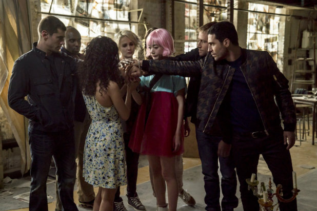 i talk about other shows a lot now so i just wanna remind everyone Sense8 is still my number one (1) now & forever