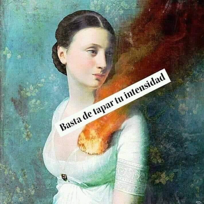 #intensidad #feminismo