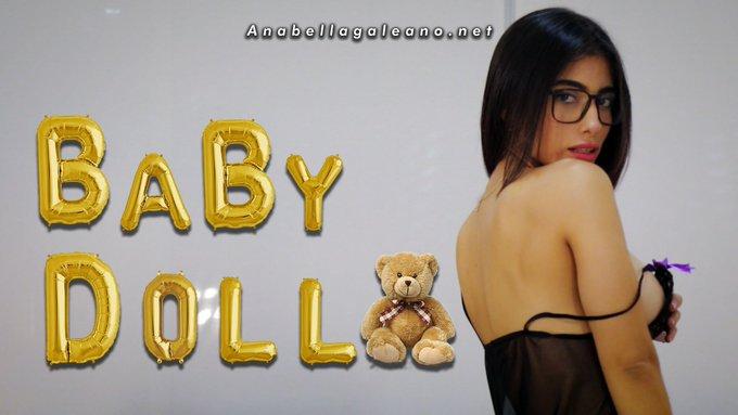 No se lo pueden perder mi segundo #TryOn de BabyDoll después de dos años, mucha transparencia 😈 seis