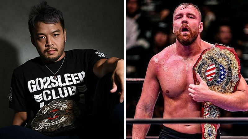 Top NJPW Star KENTA Continues To Call Out Moxley On Twitter  #AEWDynamite #AEWonTNT #AEW