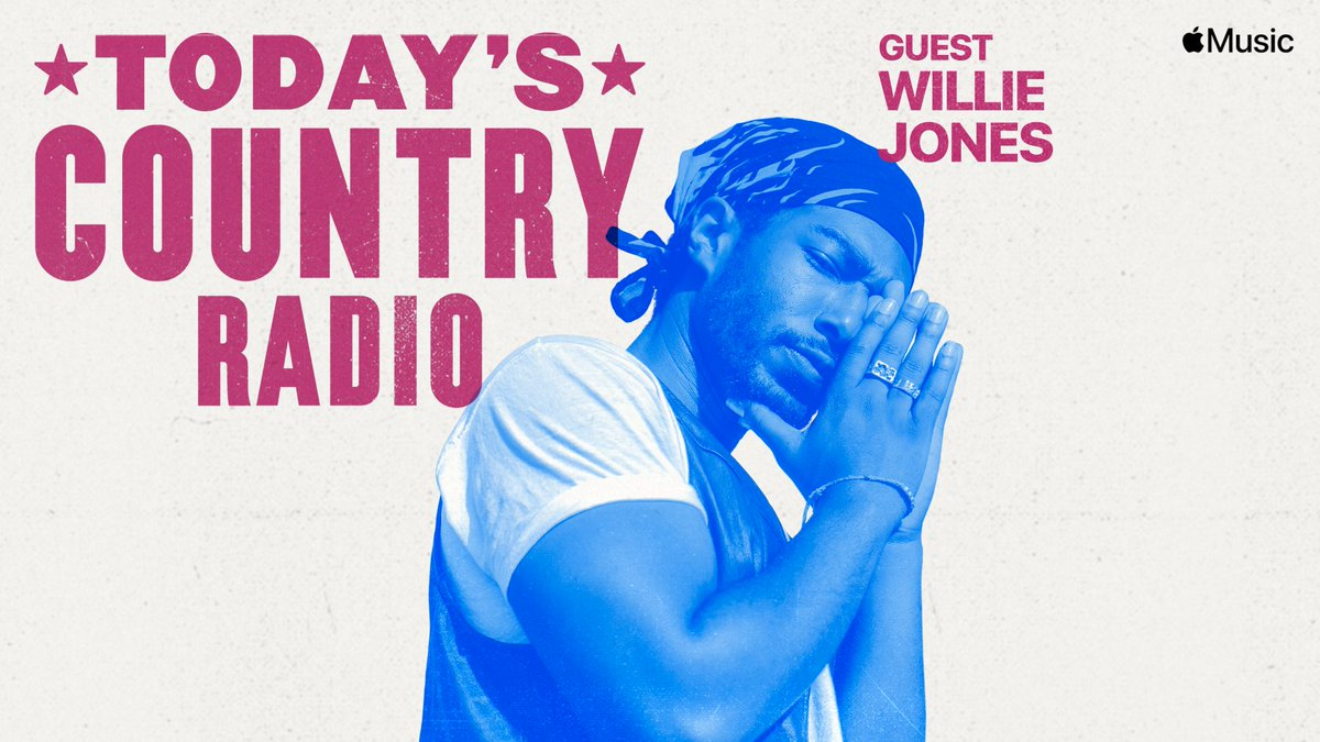 Taking his place as this week's cover star for #TodaysCountry, I chat w/ @WillieJones about his new album #RightNow, and his #AmericanDream. 🔥 Listen on demand:  @AppleMusic