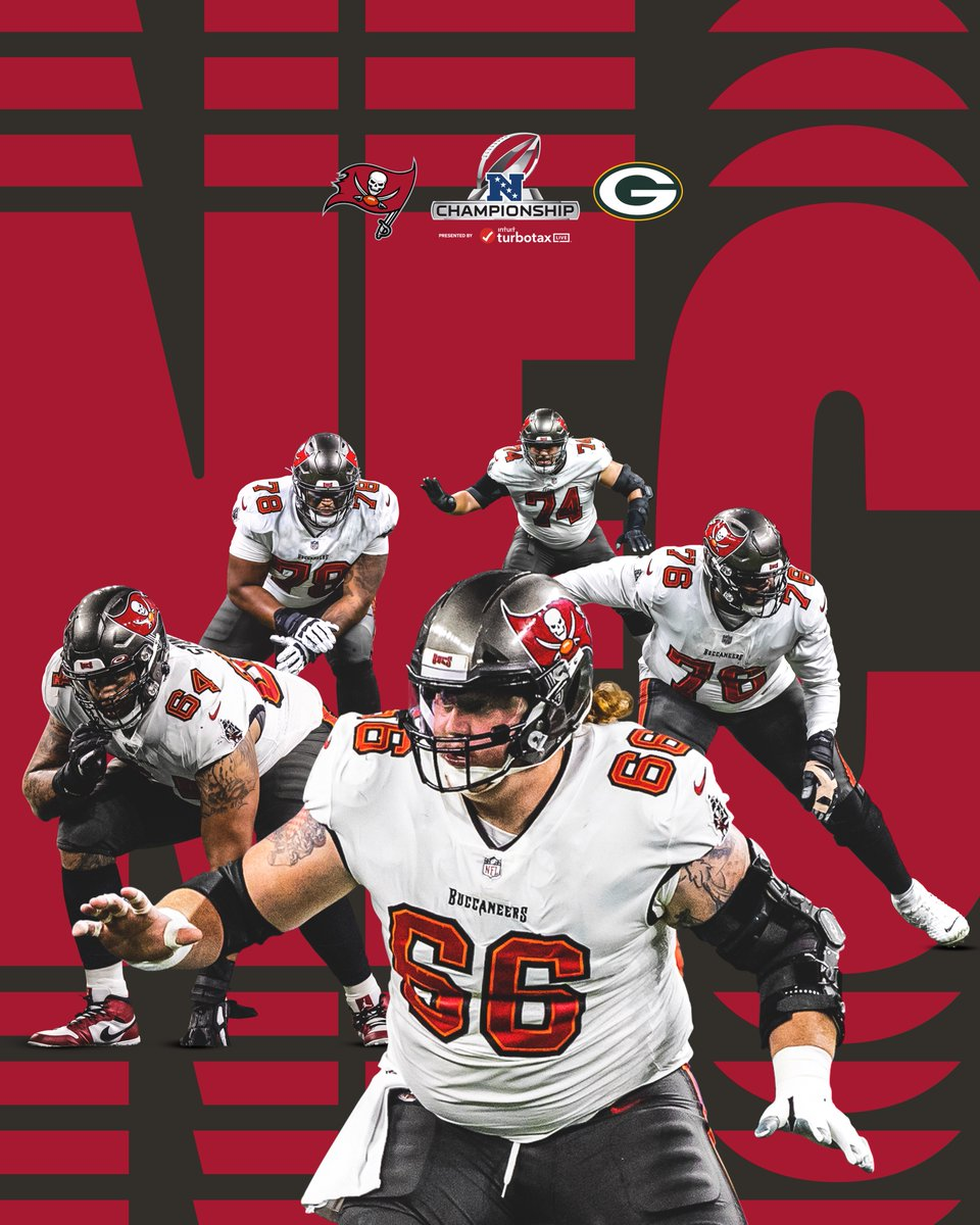 Your NFC Championship Gameday Poster...  featuring the 𝘽𝙄𝙂 𝙈𝙀𝙉 𝙐𝙋 𝙁𝙍𝙊𝙉𝙏 💪