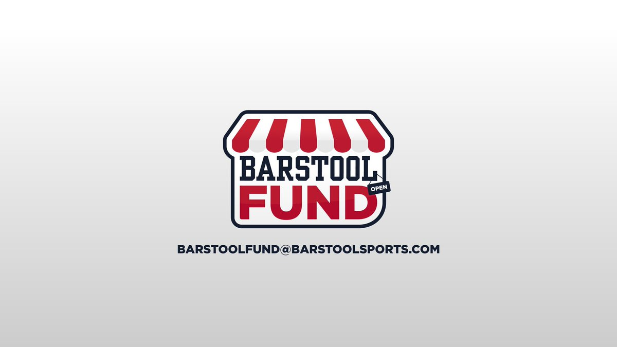 EVERY DOLLAR DEPOSITED IN THE #BARSTOOLSPORTSBOOK  APP TODAY IS MATCHED BY @PNGamingInc AS A DONATION TO THE BARSTOOL FUND! #barstoolfund   @stoolpresidente is helping out Michigan small businesss when you deposit today in the app!