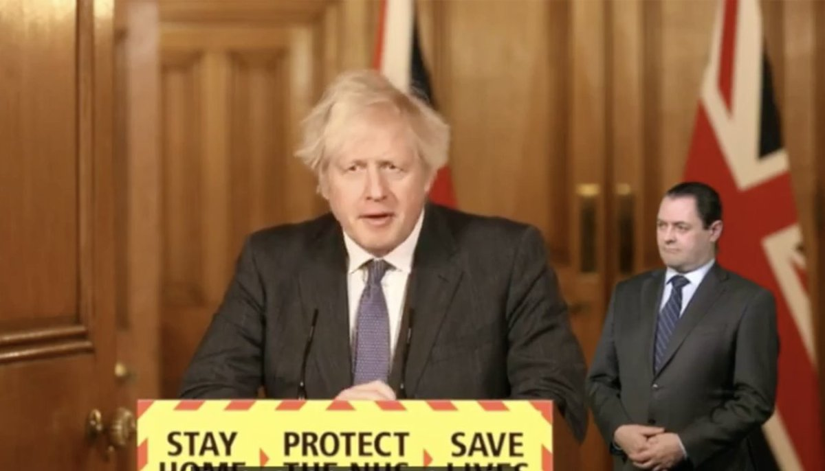 New UK variant 'may be more deadly' PM Boris Johnson