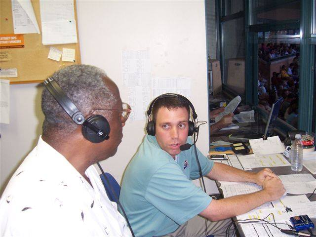 It was a summer night in 2006, and a gentleman approached the offices of the @DurhamBulls and asked at the front desk if you could buy a ticket for that night's game.  Yes, Hank Aaron was in Durham and was going to buy an $8 ticket.