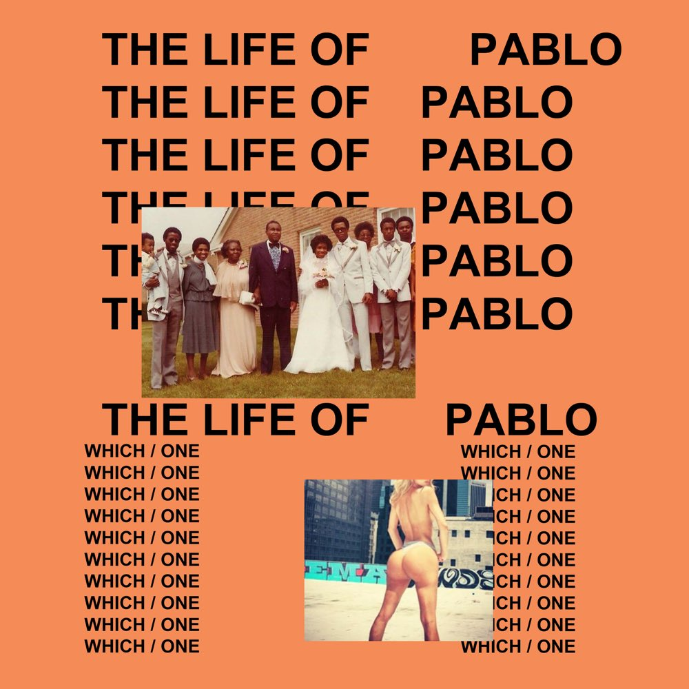 Replying to @jansqueezy: The Life Of Pablo, by Kanye West. (album breakdown):