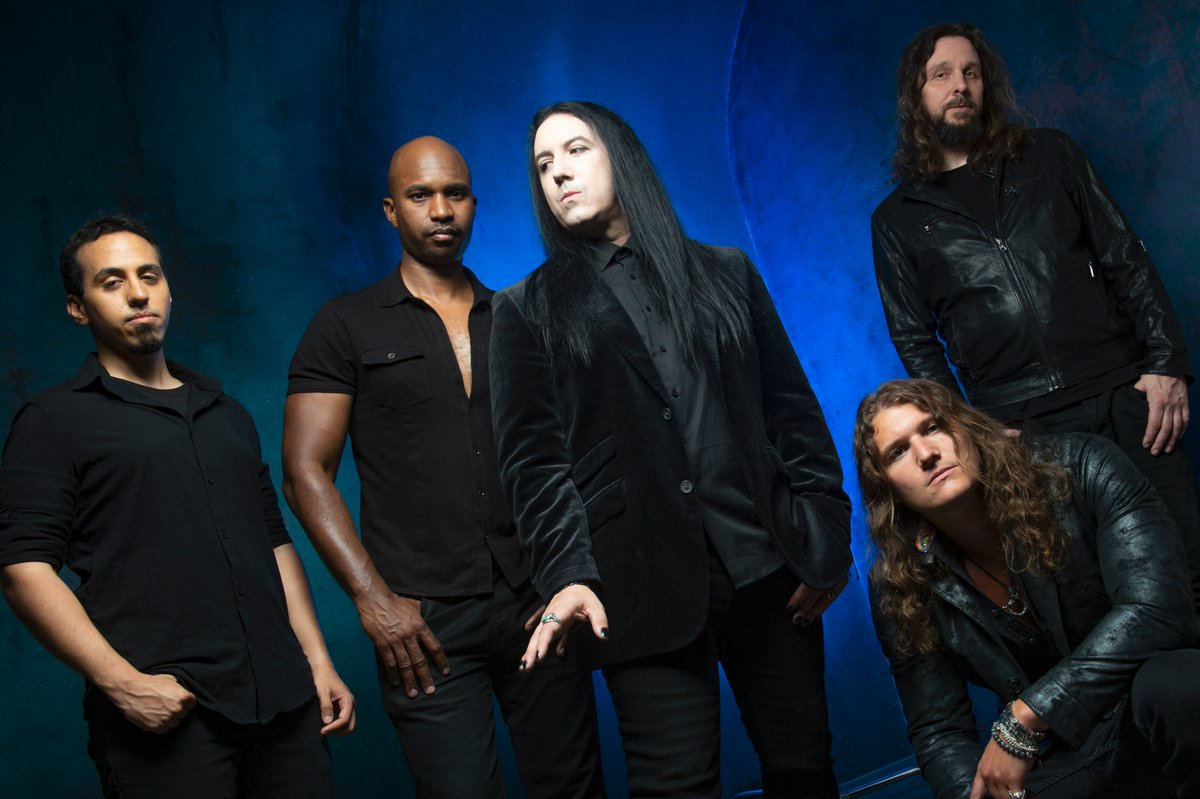 Replying to @Witherfall: Listen to Witherfall on Apple music now!    Photo By @stephaniecabral