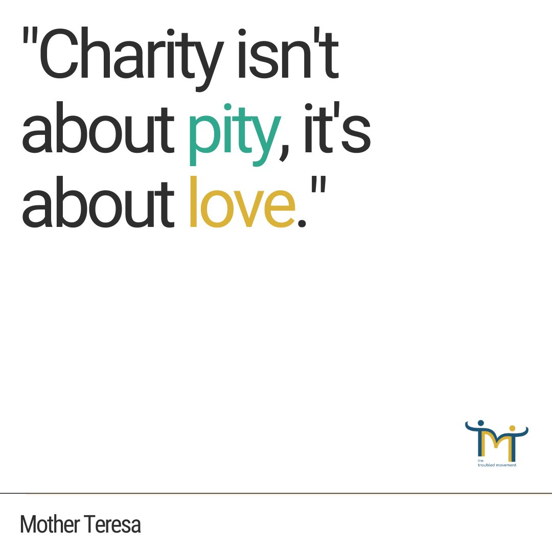 Do everything with love.💚💙 . . .  #volunteer  #nonprofit  #philanthropy  #donate  #volunteering  #causes  #dogood  #fundraising  #socialgood  #activism  #giveback  #charity  #volunteers  #givingback  #givingtuesday  #dogoodfeelgood  #giving  #charityevent