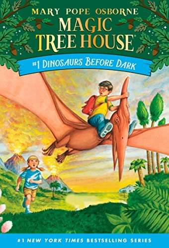 This week's classic book recommendation is by Cherry Bekaert Intern Jonathan A., who chose THE MAGIC TREE HOUSE BOOKS by Mary Pope Osborne because