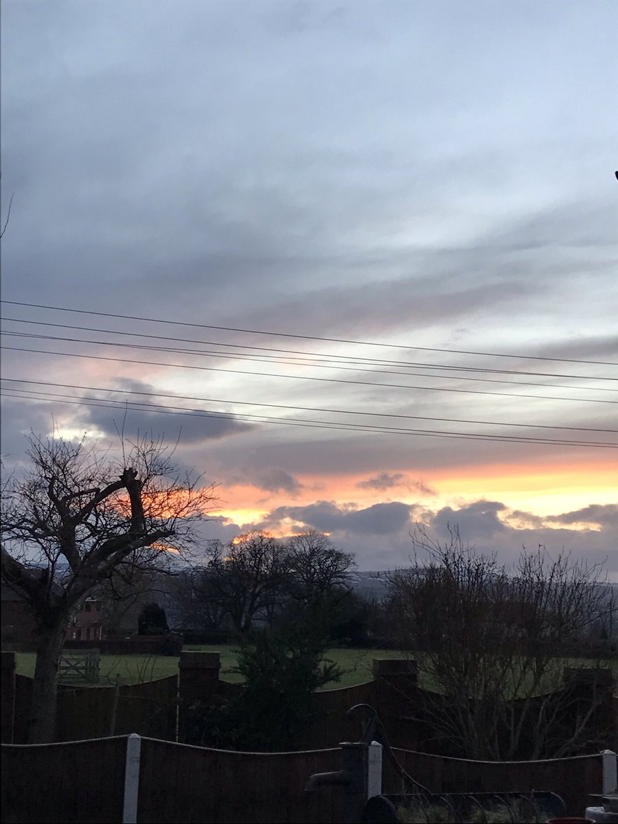 This evening sunset 🌄🏴