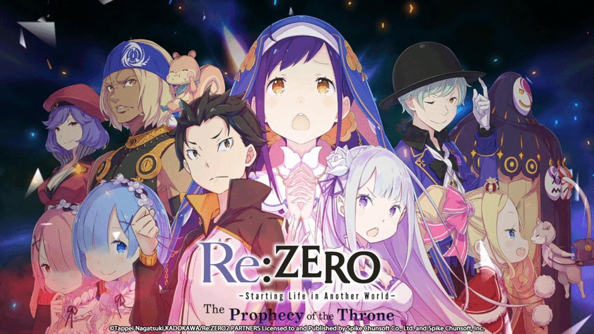 Discover how Re:Zero - Starting Life in Another World - The Prophecy of the Throne stays true to the anime source material:  Launches on PS4 January 29