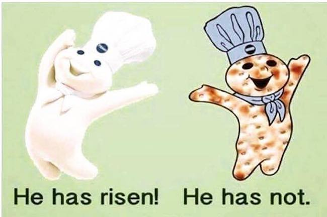 Happy Easter / Passover! https://t.co/vY0DFbpWzK