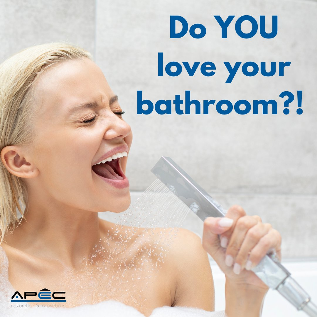 Do ya rock out in your beautiful shower, or do you stand in the middle trying not to touch the walls...   We can help make it awesome.   #homedesign #construction #interiors #decor #interior #homedecor #house #bathroom #contractor #insta #yqr #regina #sk
