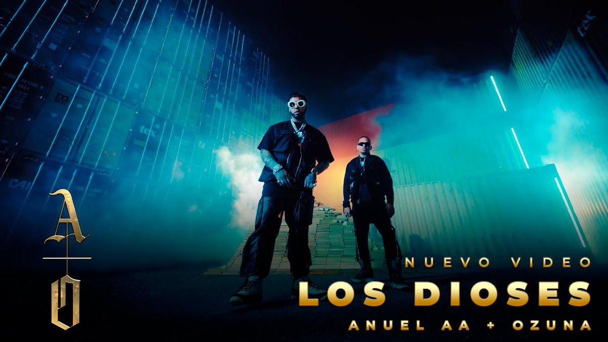 El intro que necesitabas. 🔥😎 ¡Dale play a #LosDioses de @Anuel_2bleA y @ozuna! 👉