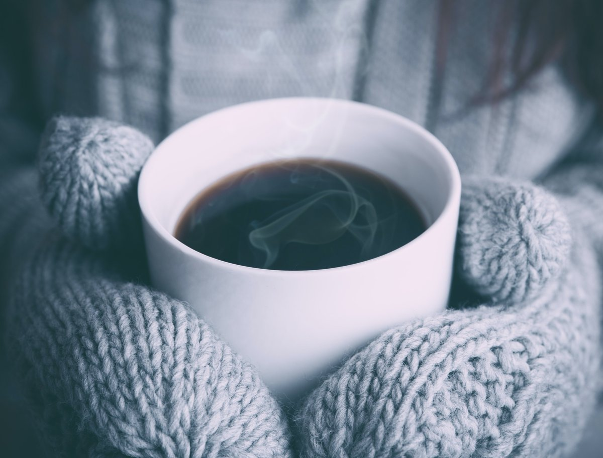 ❄️Weather forecast calls for snow on the weekend, so keep your coffee supply stocked!  #fridaymorning