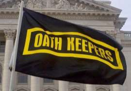 White supremacists nut cases; Ohio militias: Who are the Oath Keepers, Ohio State Regular Militia?  #USA #racism #America