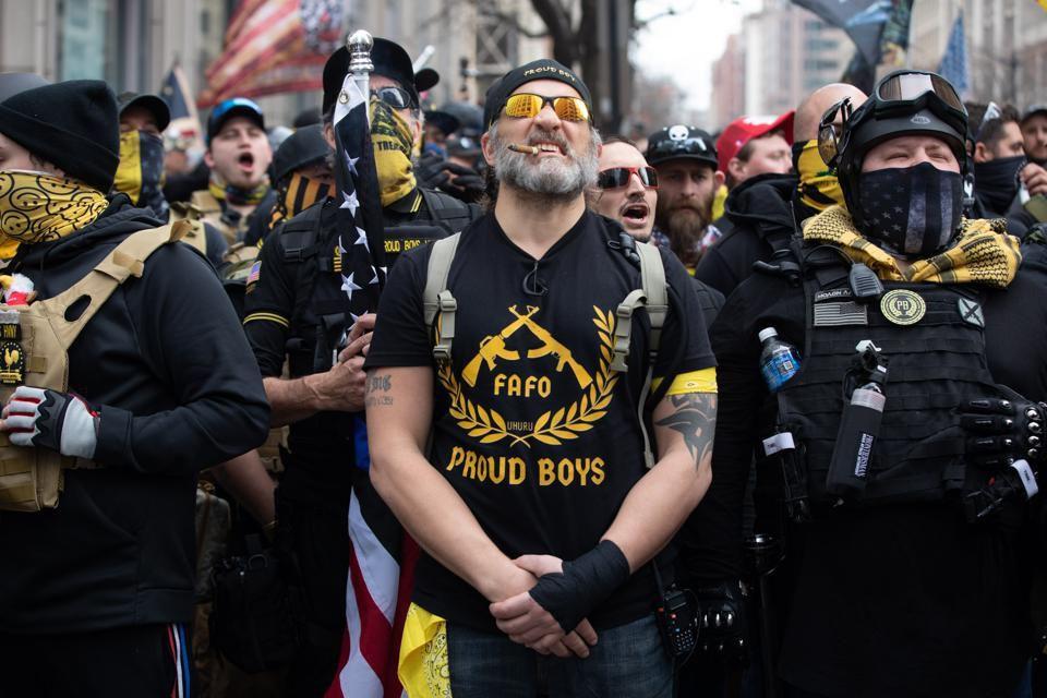 #Facebook Livestreamer Who Broadcast Capitol Hill Riot Charged, Says FBI. (Forbes) #SocialMedia #Politics