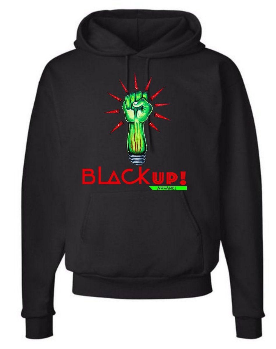 Dare 2 Be Different...  Message us today to place your order!  Follow us on IG   #blackupapparel #blackup #hoodie #hoodieseason #apparel #clothingline #accessories #fridaymorning #order #empowerment #unity #equality #ownership #activewear #Instagram #share