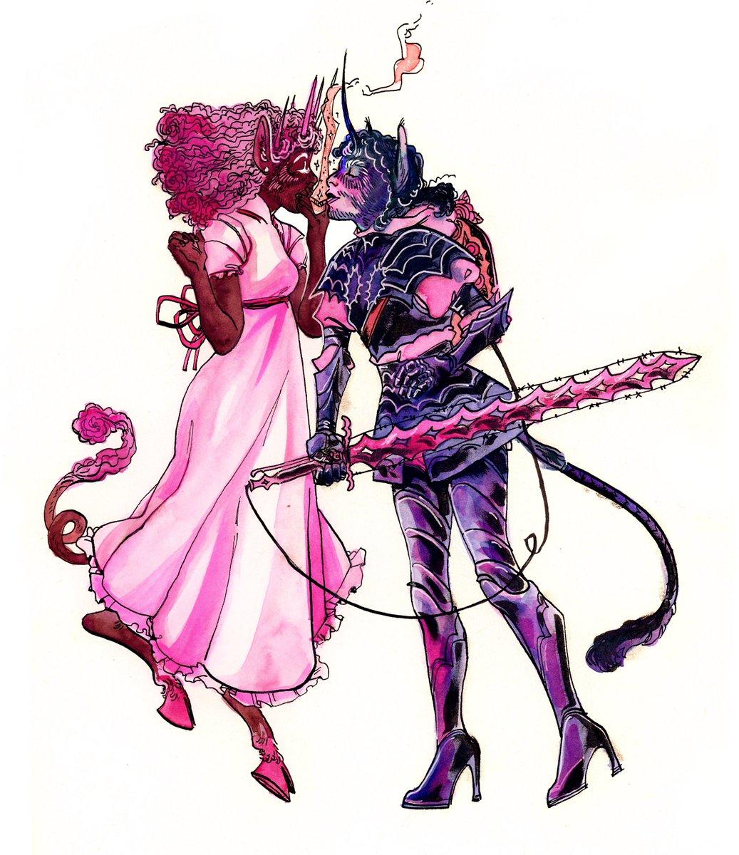 Lesbian Unicorn Love