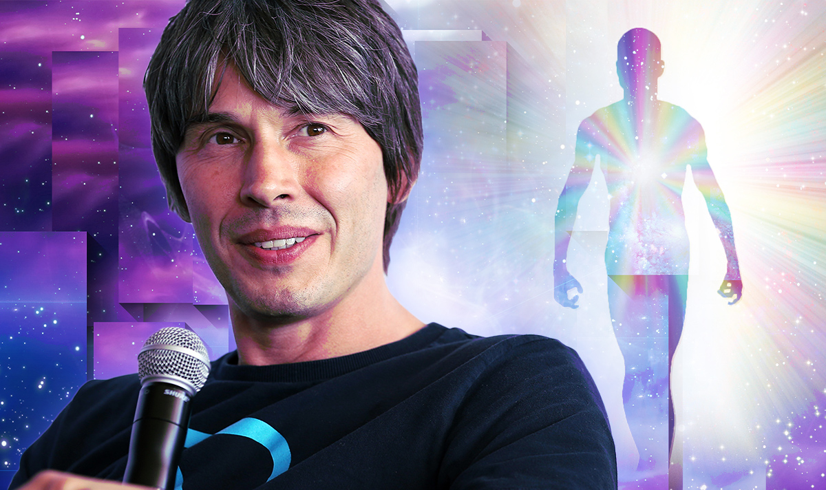 Science has 'ruled out' humans having souls, says Brian Cox