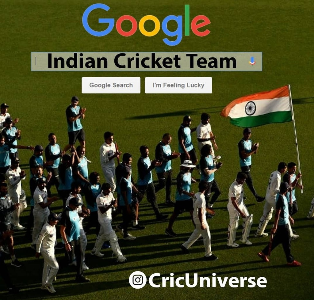Type 'Indian Cricket Team' on Google & Wait for Few Seconds! 👍 Like & Share if you Enjoyed 😀 . . . #teamindia #indiancricketteam #indiancricket #bcci #google #champions #trick #cricket🏏 #cricketnews #cricketupdates #cricketislife #ipl2018 #ipl #cricketnews #ipl11
