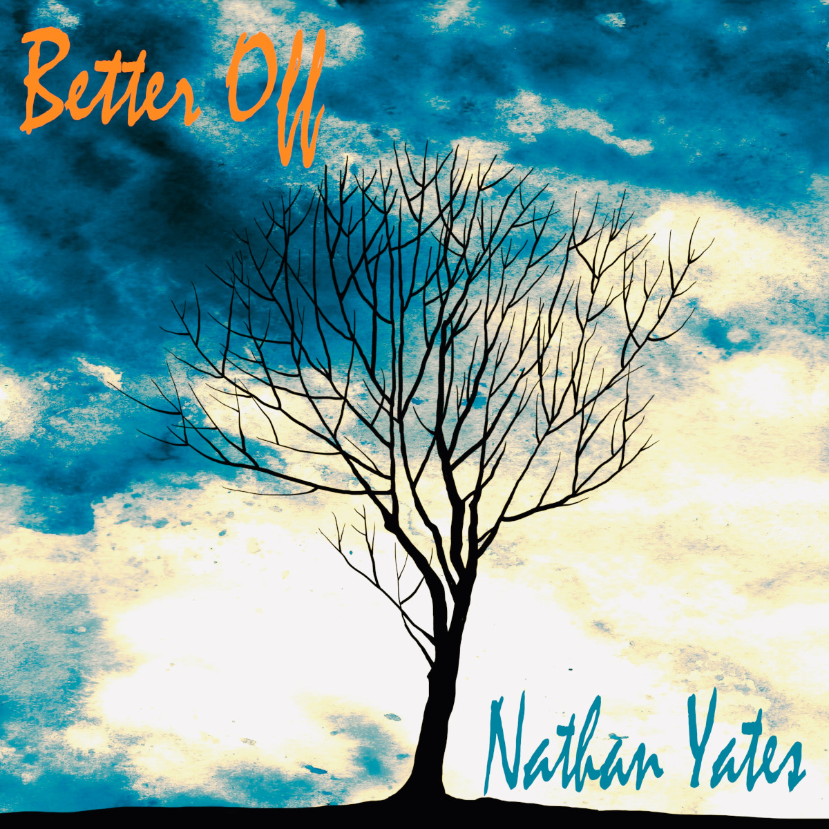 """New York City based singer/songwriter Nathan Yates delivers a heartbreaking Alt-Country goodbye letter to a former lover on his new single """"Better Off"""" #singersongwriter #altcountry #breakupsongs #music #nyc #musicblog #blogger @nathanyates"""
