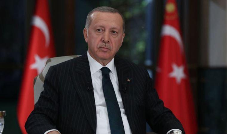 """Cumhurbaşkanı Erdoğan:  """"Bazı dostlar geldi, 'Dükkanlar kapanıyor' dedi. Açıklıyorum rakamı, kapanan filan yok"""""""