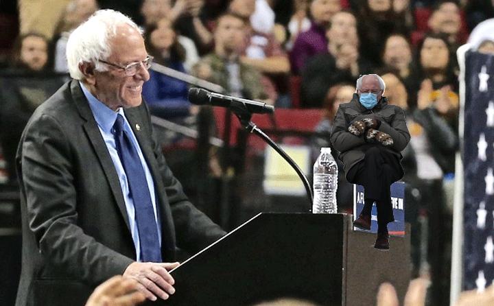 #BernieSanders #Berniememes #BernieSandersMittens