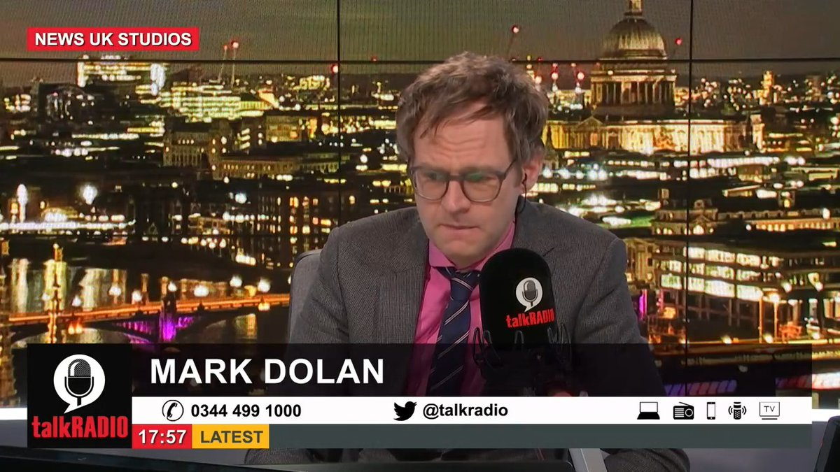 Image for the Tweet beginning: Mark Dolan shares an emotional