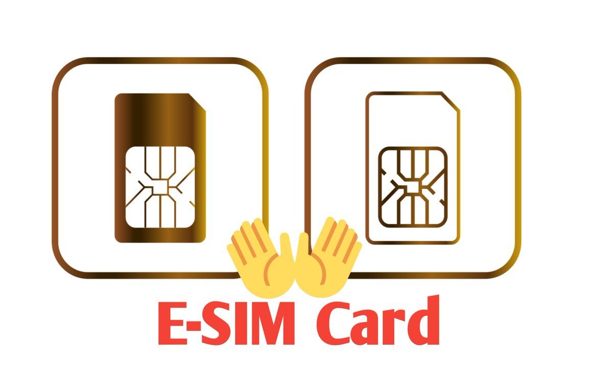 Does e-Sim Card will change Mobile Technology in Upcoming Time #TrendingNow #technology #Mobile #fridaymorning