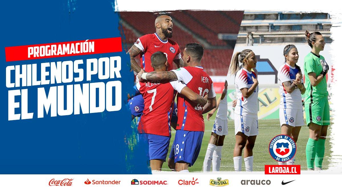 📌 Las próximas jornadas tendrán interesantes duelos de chilenos, tanto en México como en Italia.  Fixture aquí: 👉