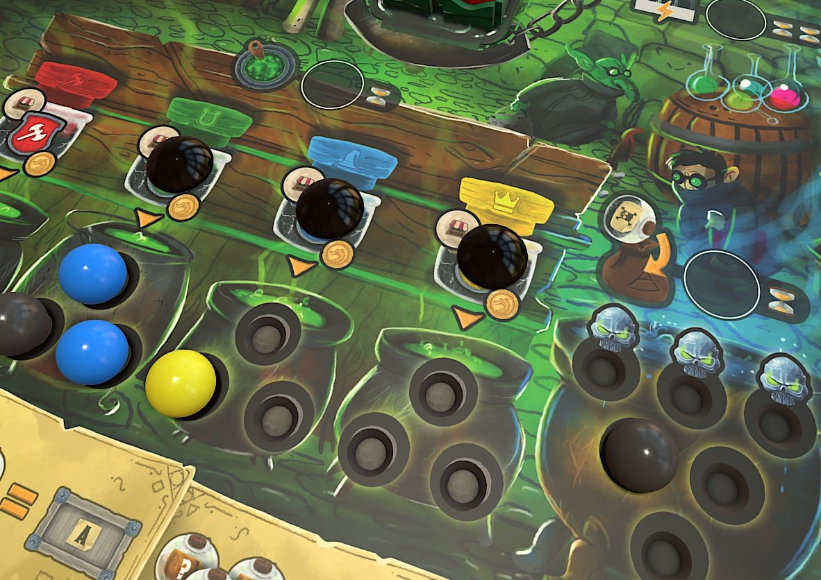 Alquimista - Merchants Cove