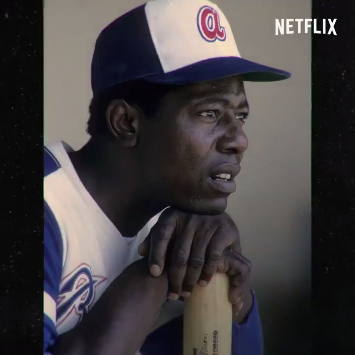 "Hank Aaron aka the homerun KING (Feb 5, 1934 - Jan 22, 2021) Rest in power!  ""The great Hank Aaron was a legendary athlete, a successful businessman, a generous philanthropist and the epitome of grace under pressure."" - Reggie Hudlin, Director, The Black Godfather"