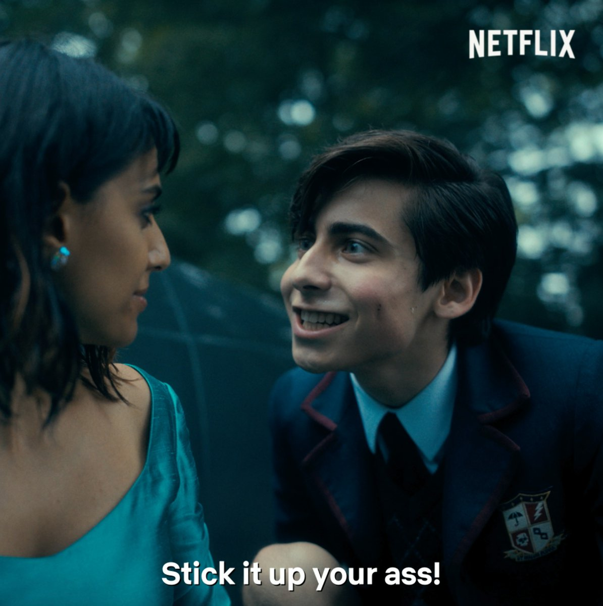 History of Swear Words got me thinking about the history of swear words on Netflix...