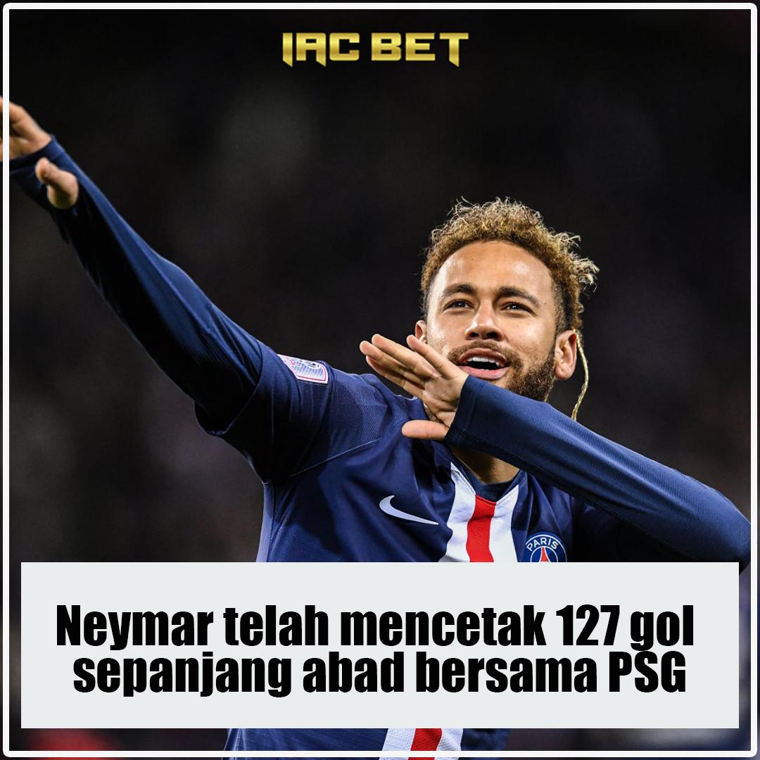 100 pertandingan 81 gol 46 assist  Neymar telah mencetak 127 gol sepanjang abad bersama PSG  #Neymar #neymarjr #PSG #golneymar