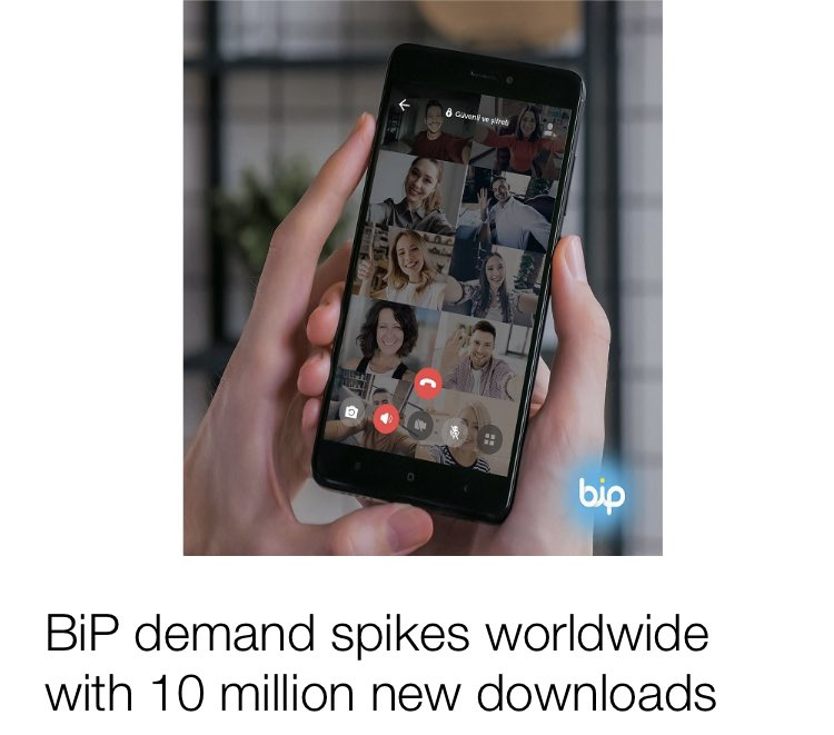 10 million downloaded BiP. If you're not one of them, you're truly missing out. Start Livin' Get Bip'n. Who will be the first person you message on BiP?  #MoreMessaging #Bip https://t.co/ssgpakjT94