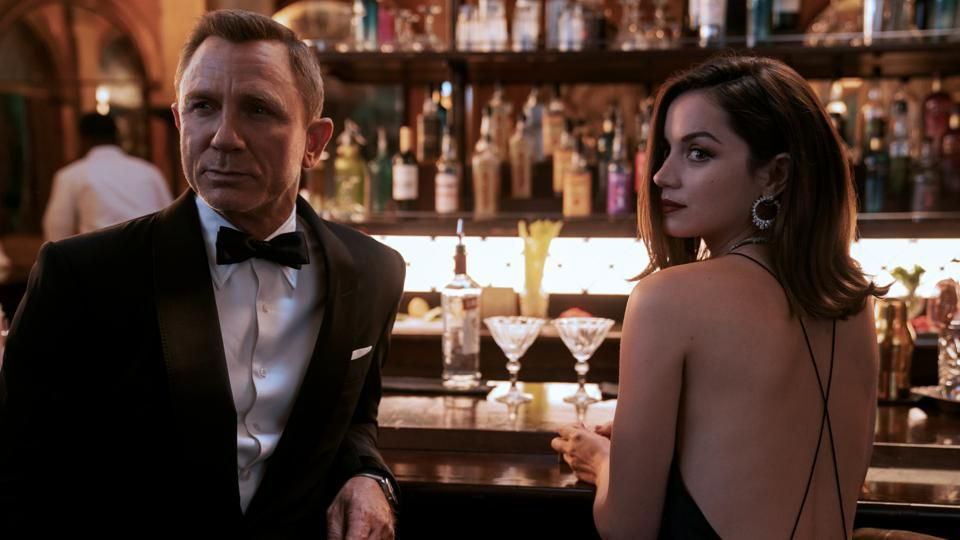 MGM announced last night that the 25th official James Bond movie is moving from April 2 to October 8, or nearly two years after its originally planned debut of November 8, 2019