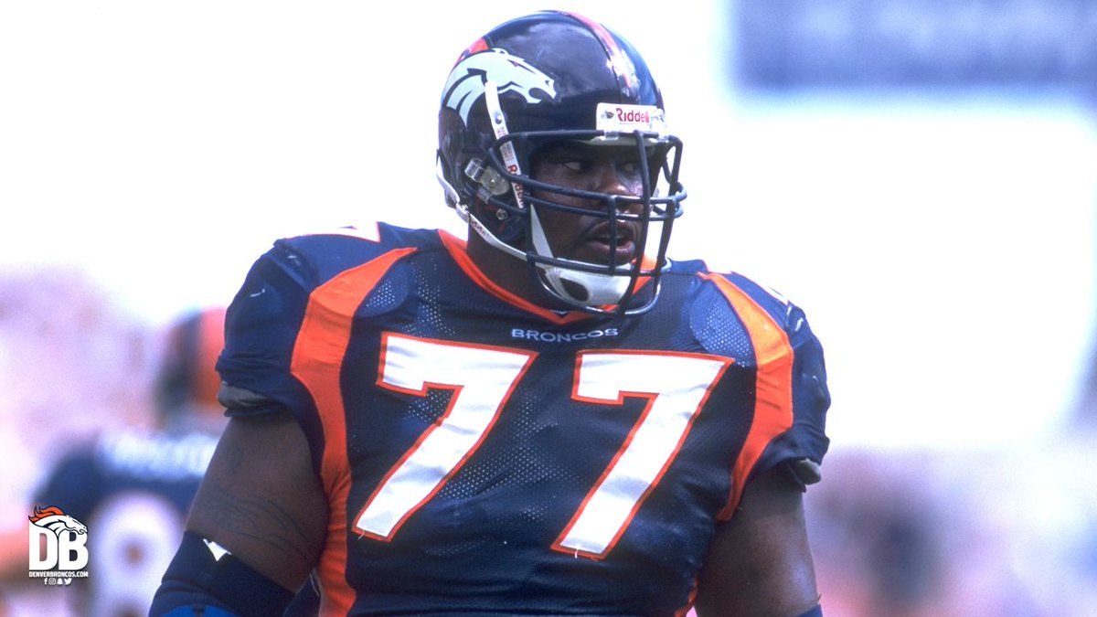 """We're saddened to hear of the passing of former Broncos OL & two-time Super Bowl champion Tony """"T-Bone"""" Jones.  📰 »"""