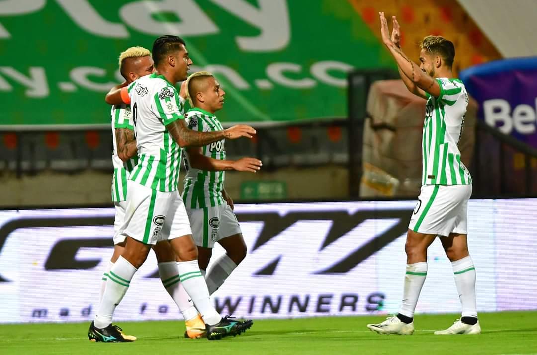La @Dimayor programó la fecha tres de la Liga Bet Play 2021-I  Atlético Nacional vs Deportivo Pereira.  Fecha:        Sábado 30 de enero Hora:          6:05 p.m. Estadio:      Atanasio Girardot Televisión: Win + https://t.co/gp1Oy3mmcq