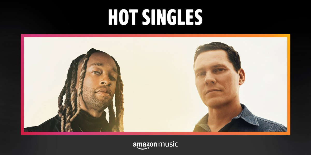 Replying to @tiesto: The Business Part II w/ @tydollasign. Now on @amazonmusic