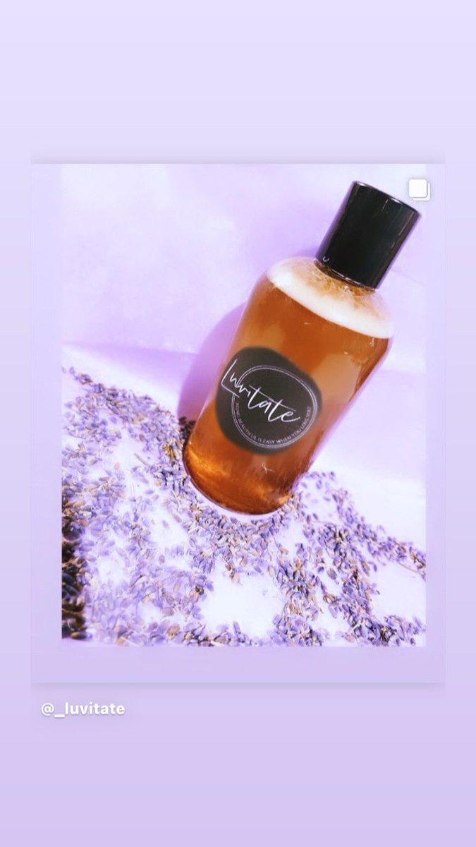 Our New Rose & Lavender body wash will be available at  Midnight💕 #beautytips #photooftheday #selfcareisnotselfish #beautyblog #beautycare #loveyourself #selfcareroutine #selfcaretips #luvitatebeautyllc #naturalskincareproducts #feminineenergy