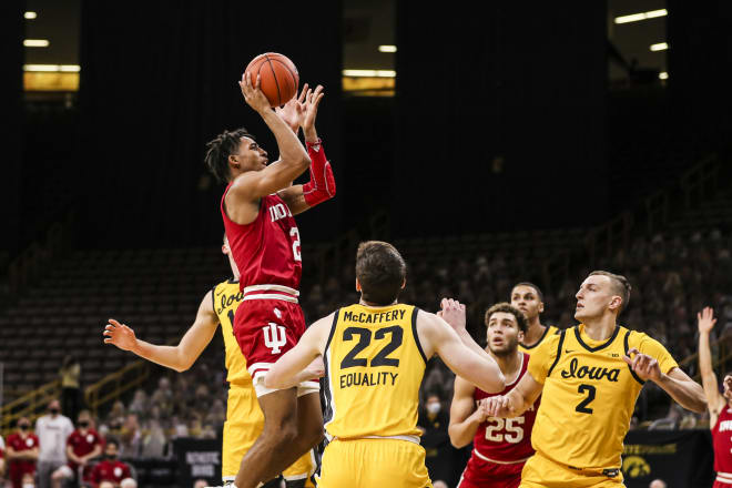 🏀Lockdown defense 🏀Freshmen step up 🏀FT line still an issue 🏀Can IU build on the big win?   My thoughts on Indiana's win over No. 4 Iowa. #iubb  Notes: