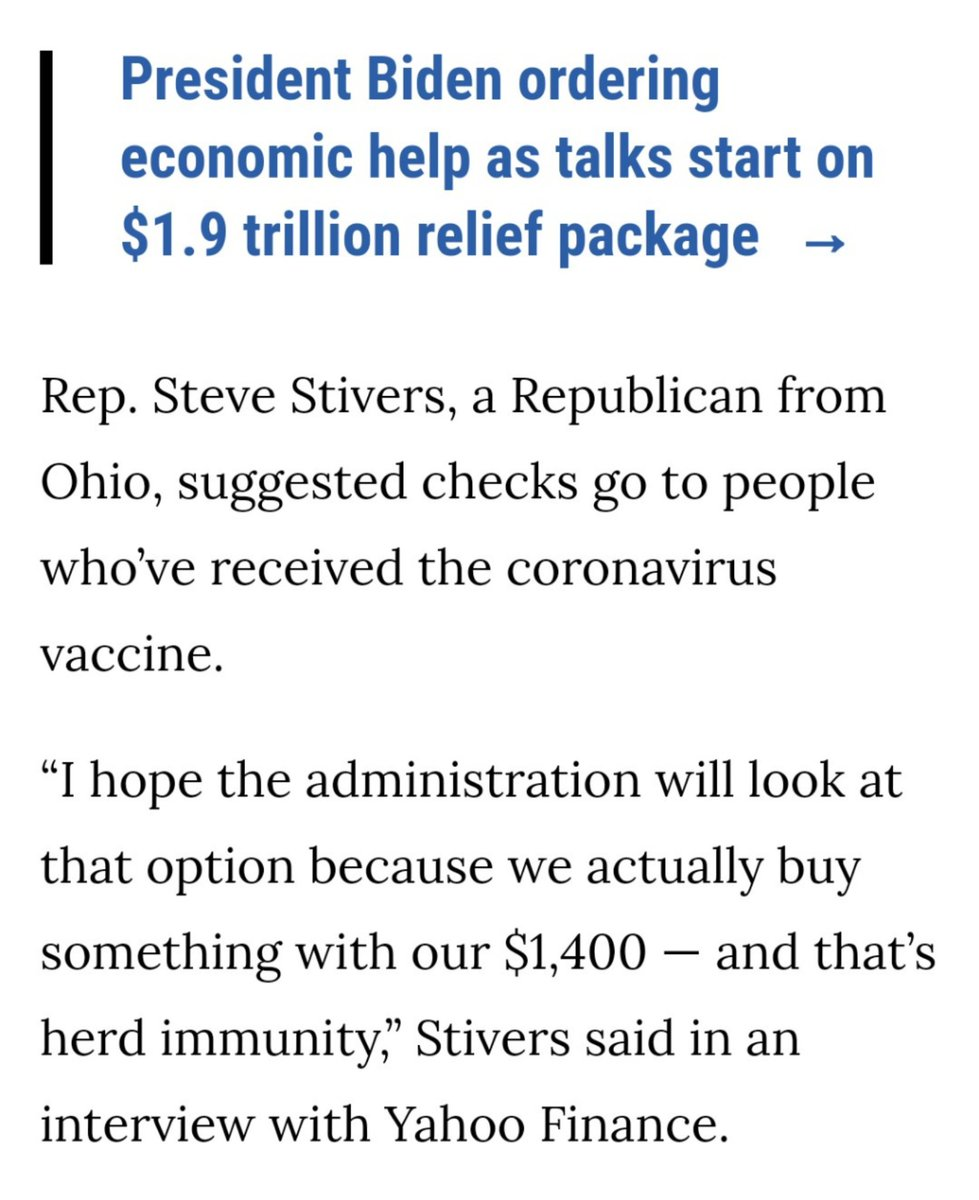 Hey Steve Stivers... that's the American tax payer's money. Remember that. Your not buying anything!! #Ohio