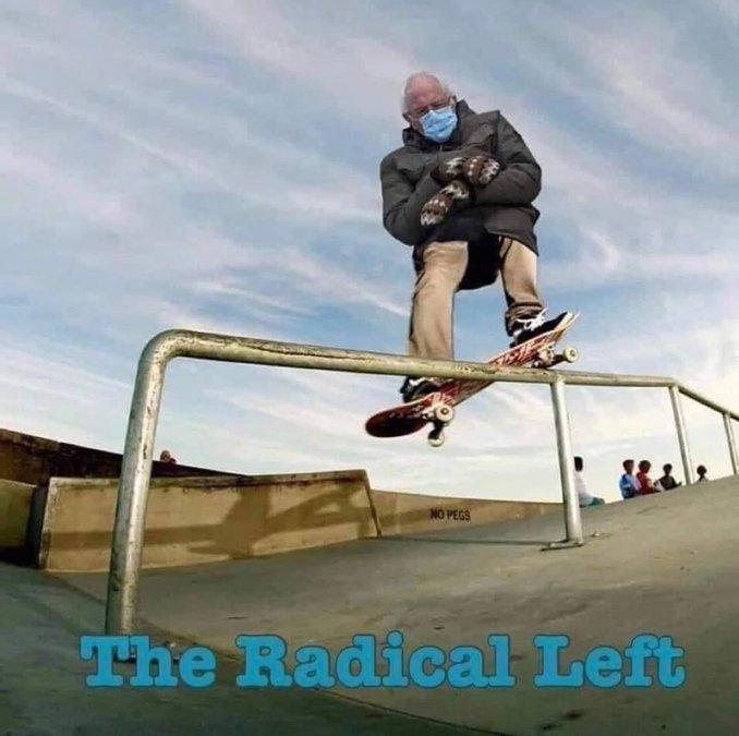 #RadicalLeftistAgenda