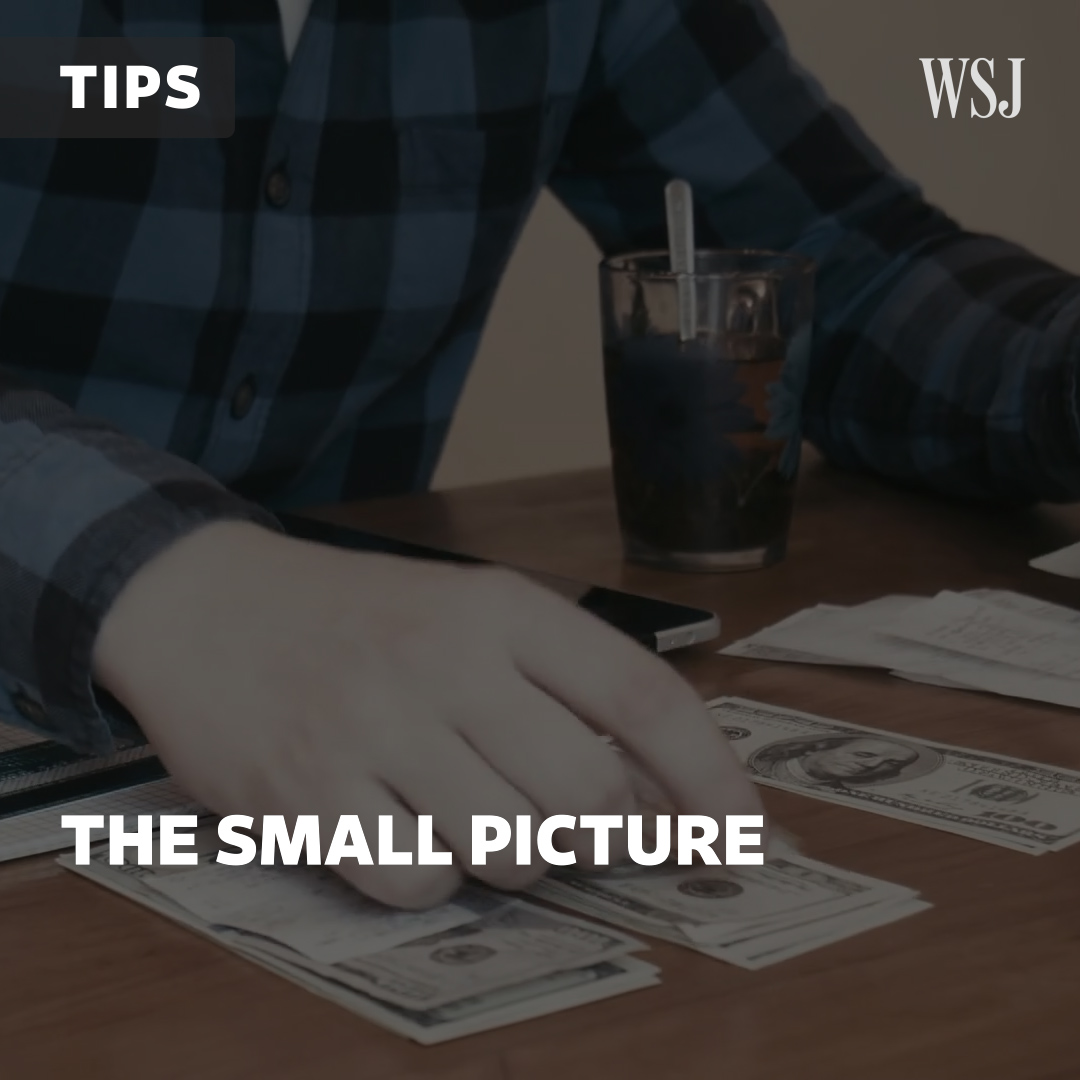 Keeping track of small expenses can be difficult, but here's where to start. @amberbburton reports. #WSJWhatsNow
