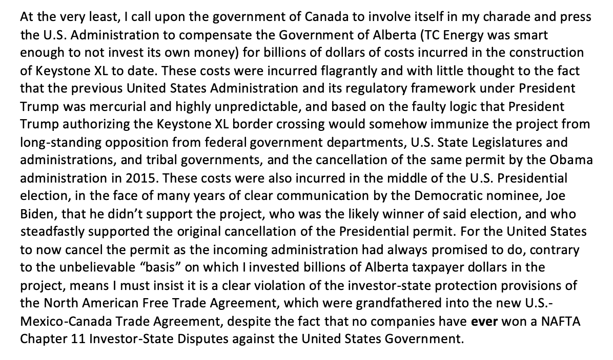 @jkenney Here. I corrected a salient section of your letter to the Prime Minister, Premier @jkenney: