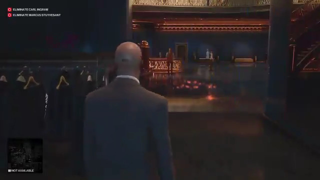 Agent 47 Life Hack: Save time by changing clothes in .9 seconds. #Hitman3